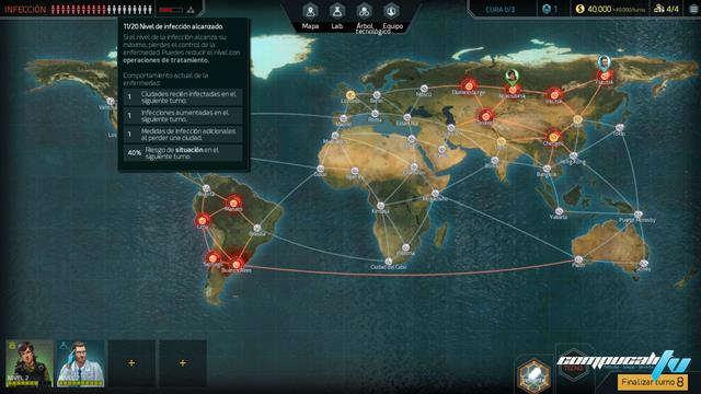 Quarantine PC Full Español
