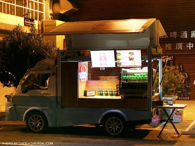 IMG 3479 - 台中全區│吃尛美式手作漢堡。今天你想吃哪種漢堡?漢堡肉竟然都噴出鮮美肉汁啦!
