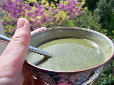 Recette,de , Soupe, d'ortie , soin , naurel, mes soins, aux naturel