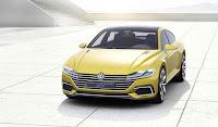 Volkswagen 2017 Model CC Model Arabasını Tanıttı