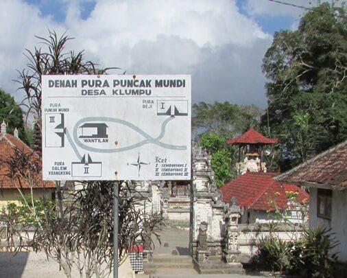 Puncak Mundi Temple