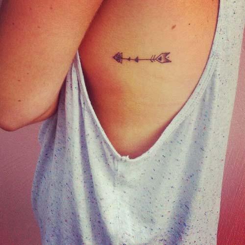 ok dövmeleri arrow tattoos 24