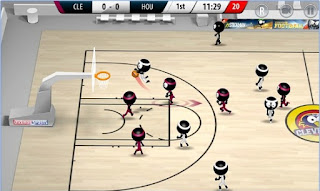 Android Stickman Basketball 2017 Game Free Download