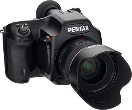 Pentax 645D Software and Firmware Download