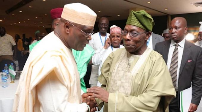 Obasanjo, Atiku, Saraki Perfect Plan to Unseat President