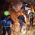 Seis garotos foram resgatados de caverna na Tailândia hoje; operação continua