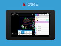 AutoCAD 360 mobile