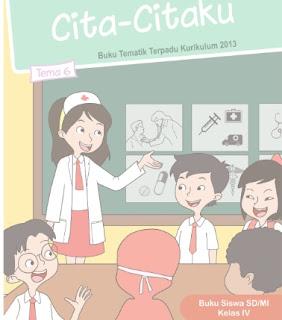 buku kurikulum 2013 kelas 4 sem 2