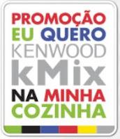 Promoção Eu quero Kenwood kMix na minha cozinha