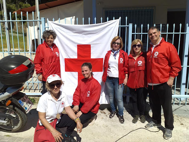 Εθελοντές του Ερυθρού Σταυρού Άργους κάλυψαν υγειονομικά τον 3ο Δρόμο Αξιών
