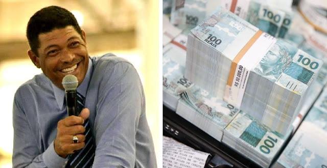 Resultado de imagem para Após campanha, pastor Valdemiro consegue R$ 8 milhões de fiéis