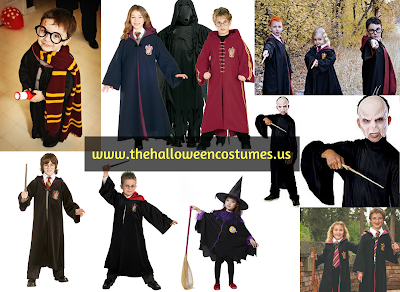 Harry Potter Halloween Costume for kids 2016