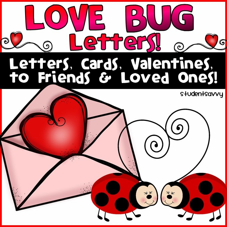 http://www.teacherspayteachers.com/Product/Love-Bug-Letters-Valentines-1650005