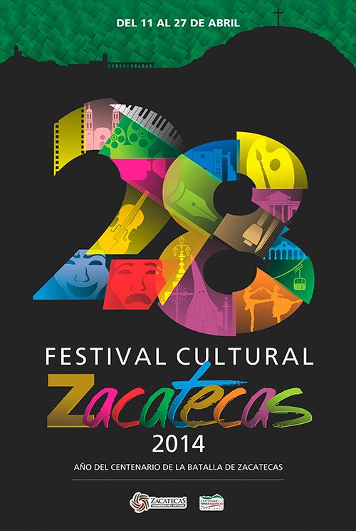 Festival Cultural Zacatecas 2014 programa