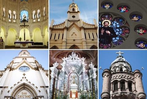 ROSARIO - Circuito de las Siete Iglesias