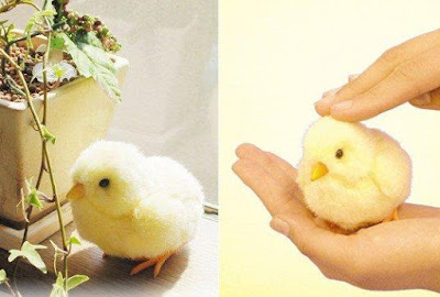 Yume Hiyoko Dream Chick Robot