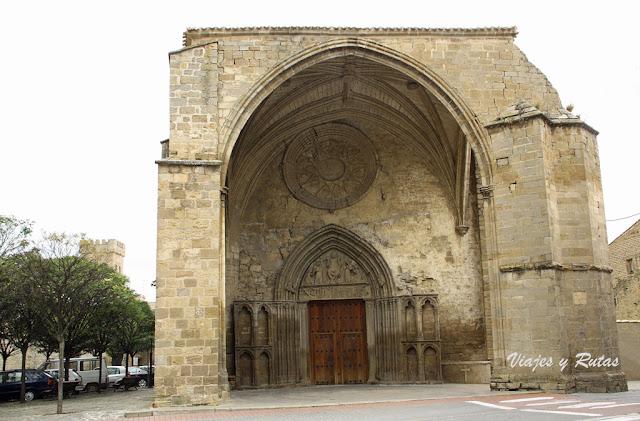 Iglesia de San Salvador, Sangüesa