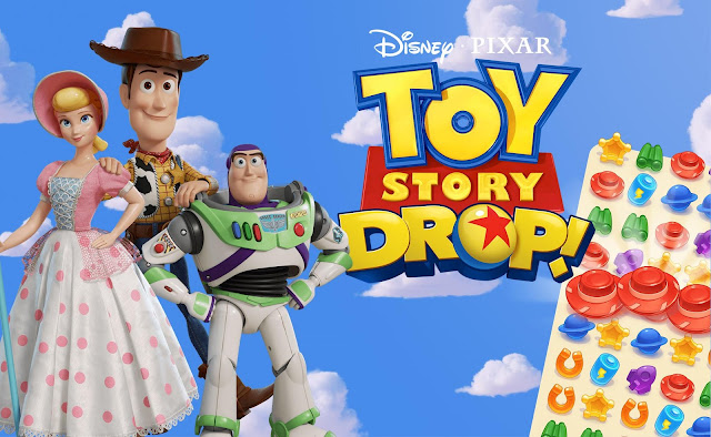 Toy Story Drop Mobile Game Announced