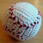 patron gratis pelota amigurumi | free amigurumi pattern ball