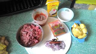 Resepi Gulai daging