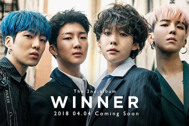 winner comeback everday kpop videoclip