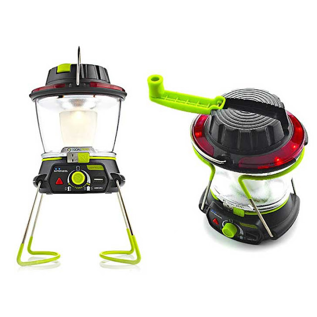17 camping gift ideas - goal zero Lighthouse
