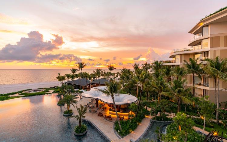 InterContinental Phu Quoc Long Beach Resort sắp mở cửa