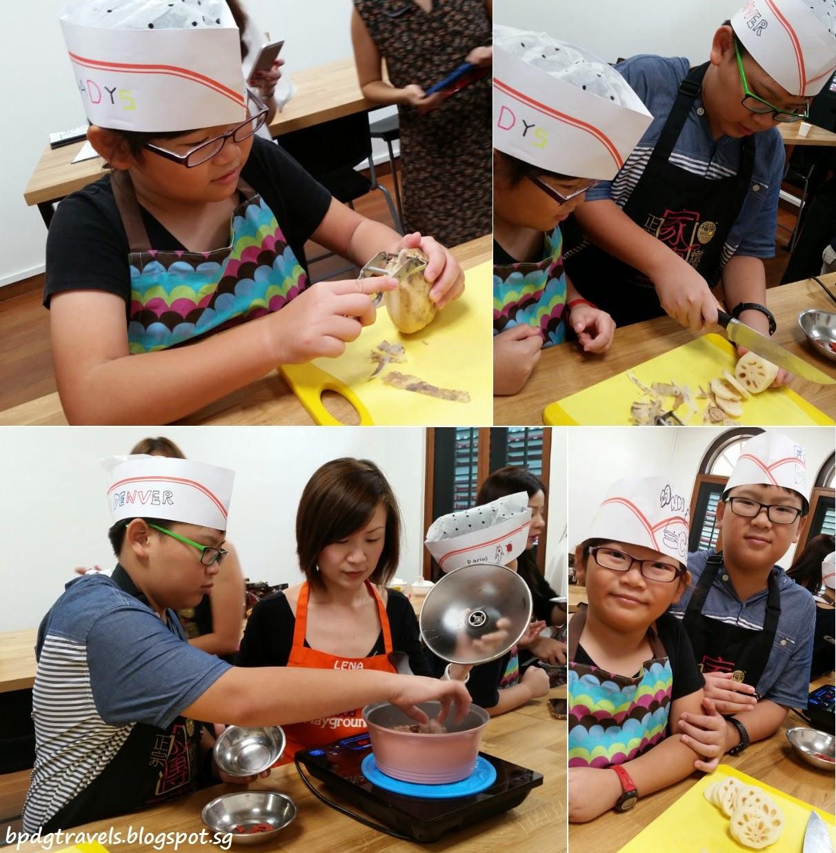 Media Invite - Parent Child Cooking Workshop @ Food