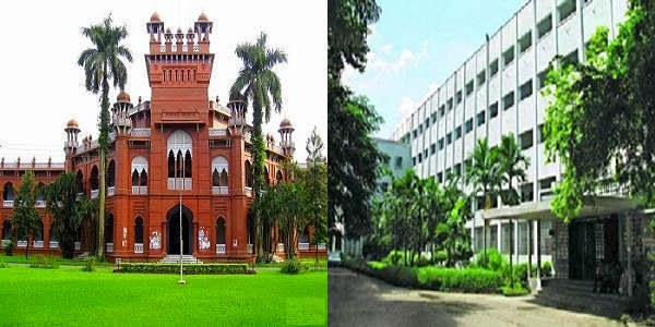 What to see in Dhaka University