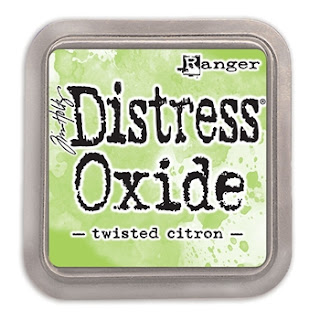Oxide Ink Pad TWISTED CITRON