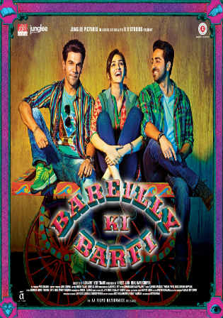 Bareilly Ki Barfi 2017 BluRay 350MB Full Hindi Movie Download 480p Watch Online Free bolly4u