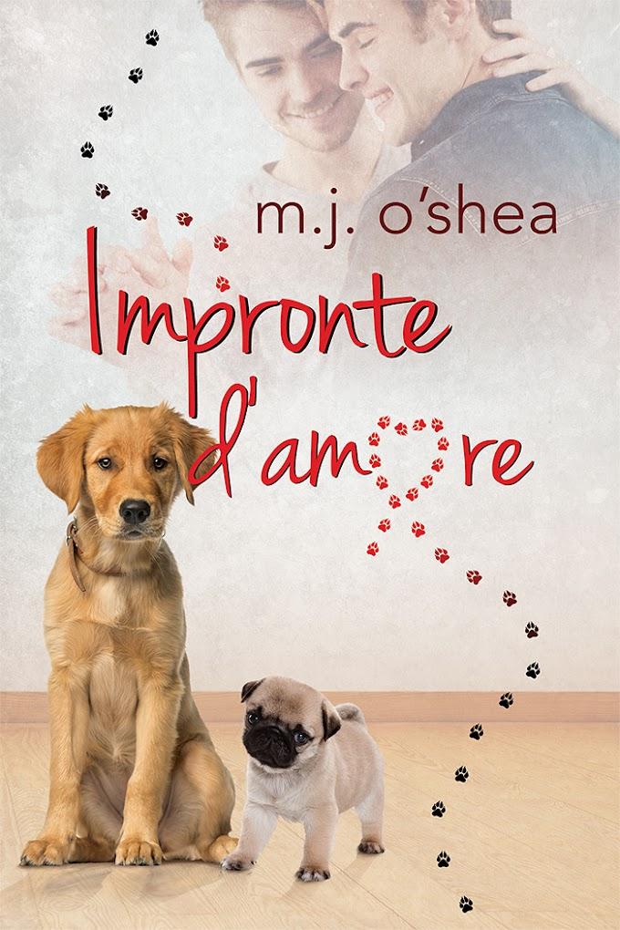 """Libri in uscita: """"Impronte d'amore"""" di M.J. O'Shea"""
