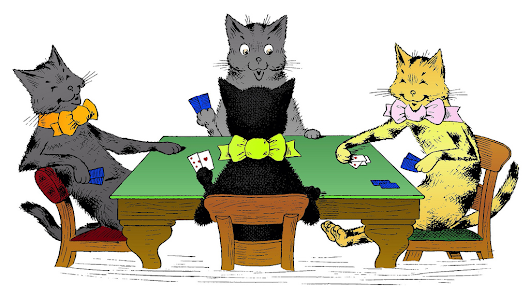 Cats and Other Cool Customers Banned from Casinos     Friday, 6 November 2015