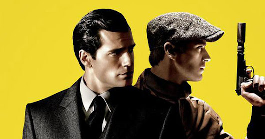 Man from U.N.C.L.E. Review