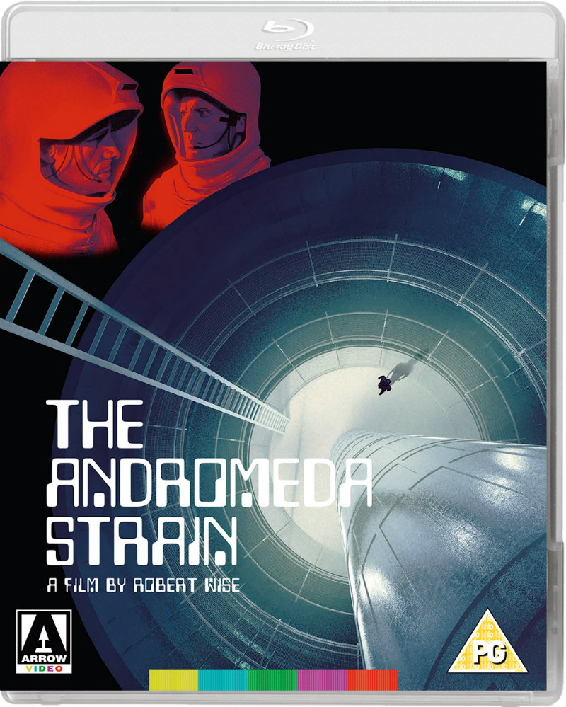 the andromeda strain bluray