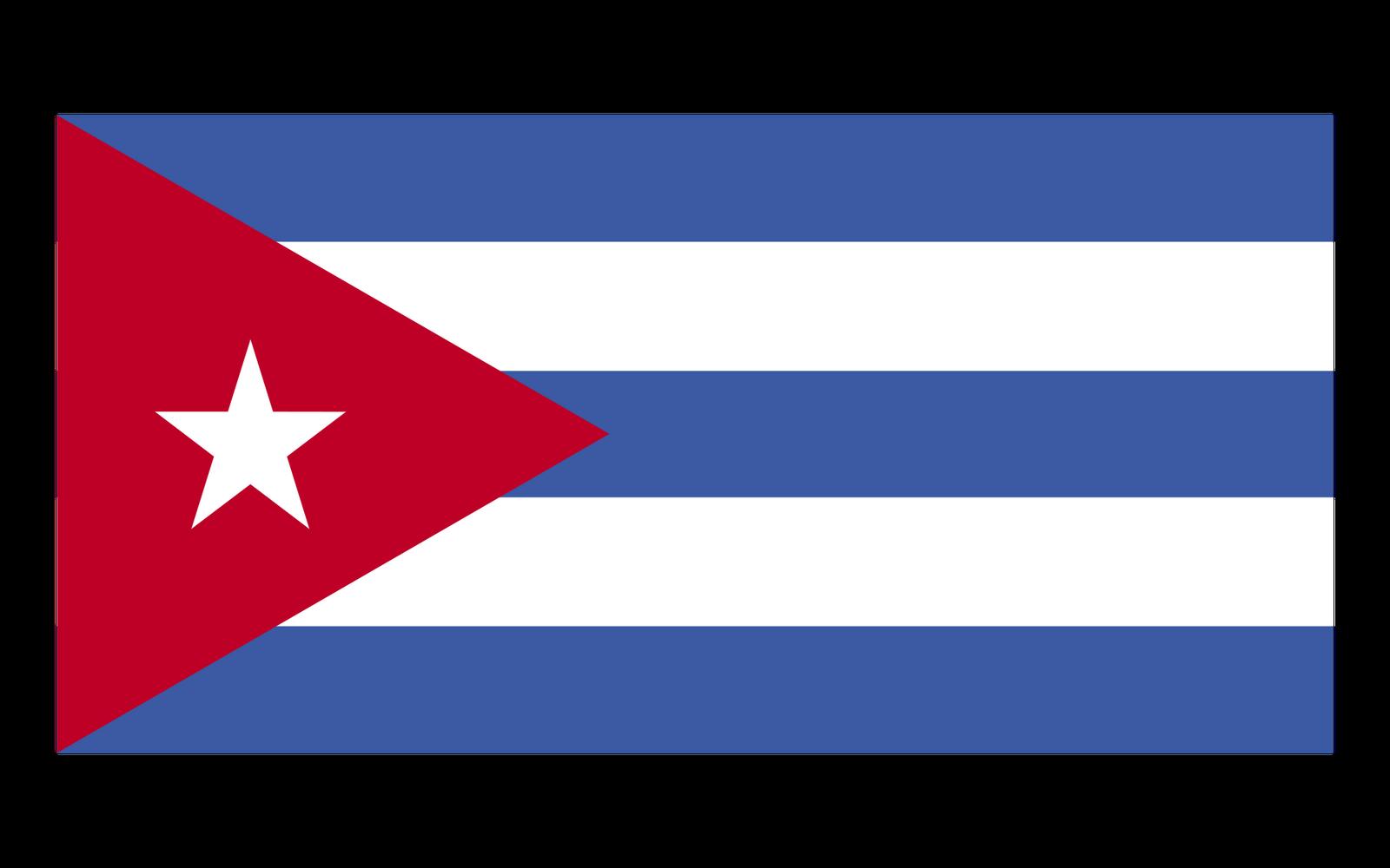 World Flags: Cuba Flag hd wallpaper