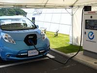 Pengisian Baterai Listrik Baru Kekuatan Mobil Bisa Mencapai 620 Mil