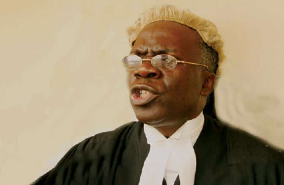 Human Right lawyer, Femi Falana