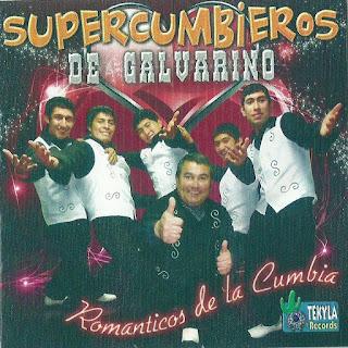 Supercumbieros de Galvarino romanticos de la cumbia