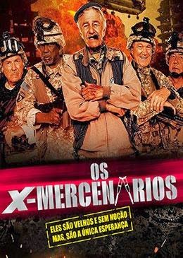Os X-Mercenários BDRip AVI Dual Áudio + RMVB Dublado