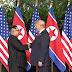 Trump y Kim Jong-Un, frente a frente