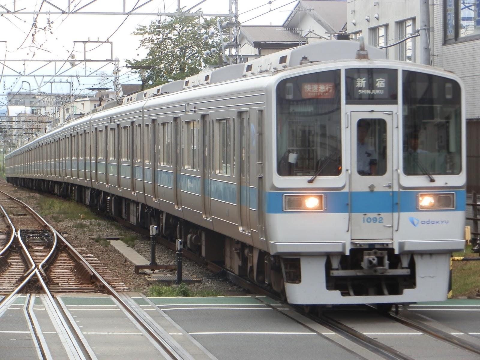 小田急沿線住み鉄道ファン日記