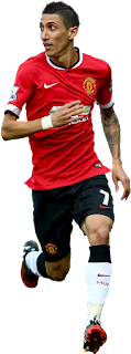 Angel Di Maria - Manchester United #2