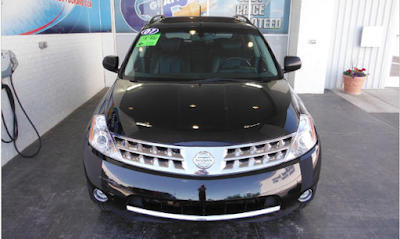 Pick of the Week – 2007 Nissan Murano