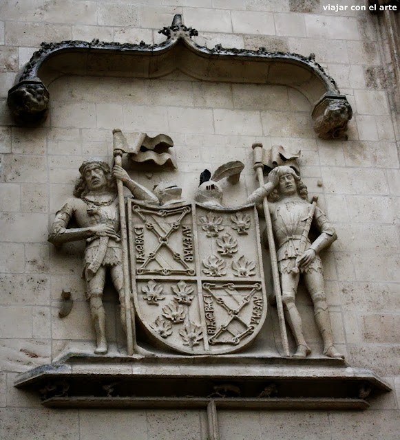 Escudo Mencía de Mendoza