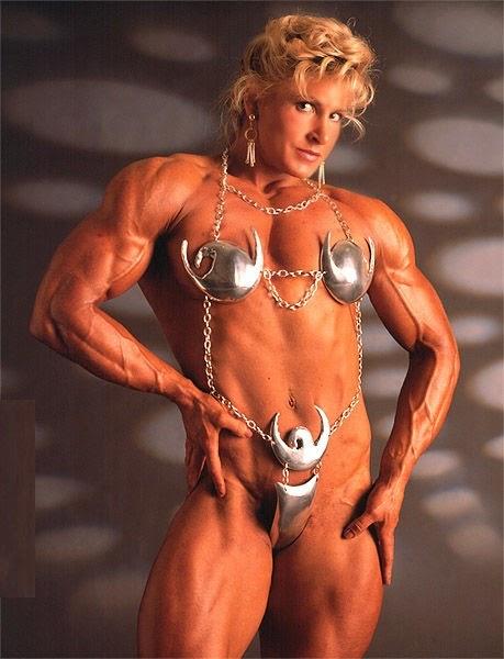 Ifbb Female Bodybuilder Nikki Fuller Rare Photos