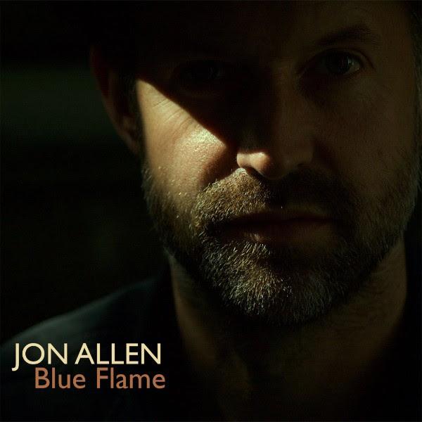 "Jon Allen releases new album ""Blue Flame"""