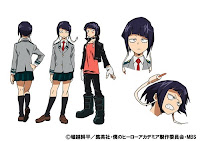 จิโระ เคียวกะ (Jiro Kyoka) @ My Hero Academia: Boku no Hero Academia มายฮีโร่ อคาเดเมีย