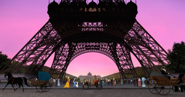 Dilili In Paris 2018 Afa Animation For Adults Animation