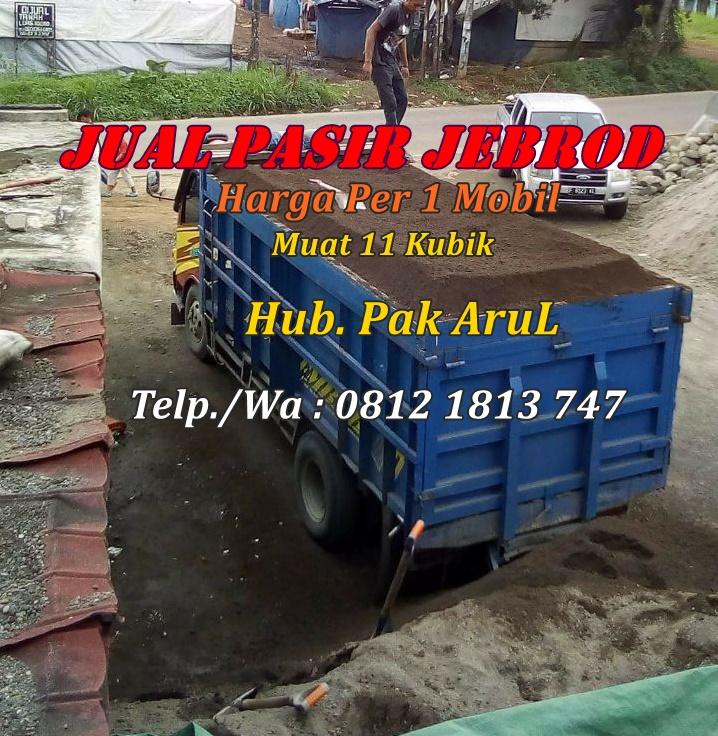 Harga Pasir Jebrod Dari Cileungsi Telp Wa 0812 1813 747 Berkah Duta Readymix